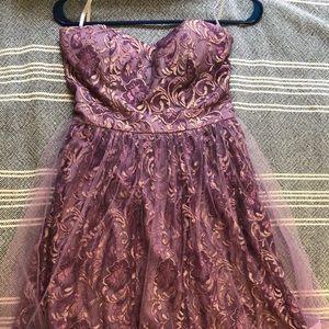 Prom dress size S